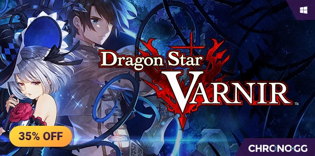 [Chrono.gg] Dragon Star Varnir ($32.49 / 35% off)