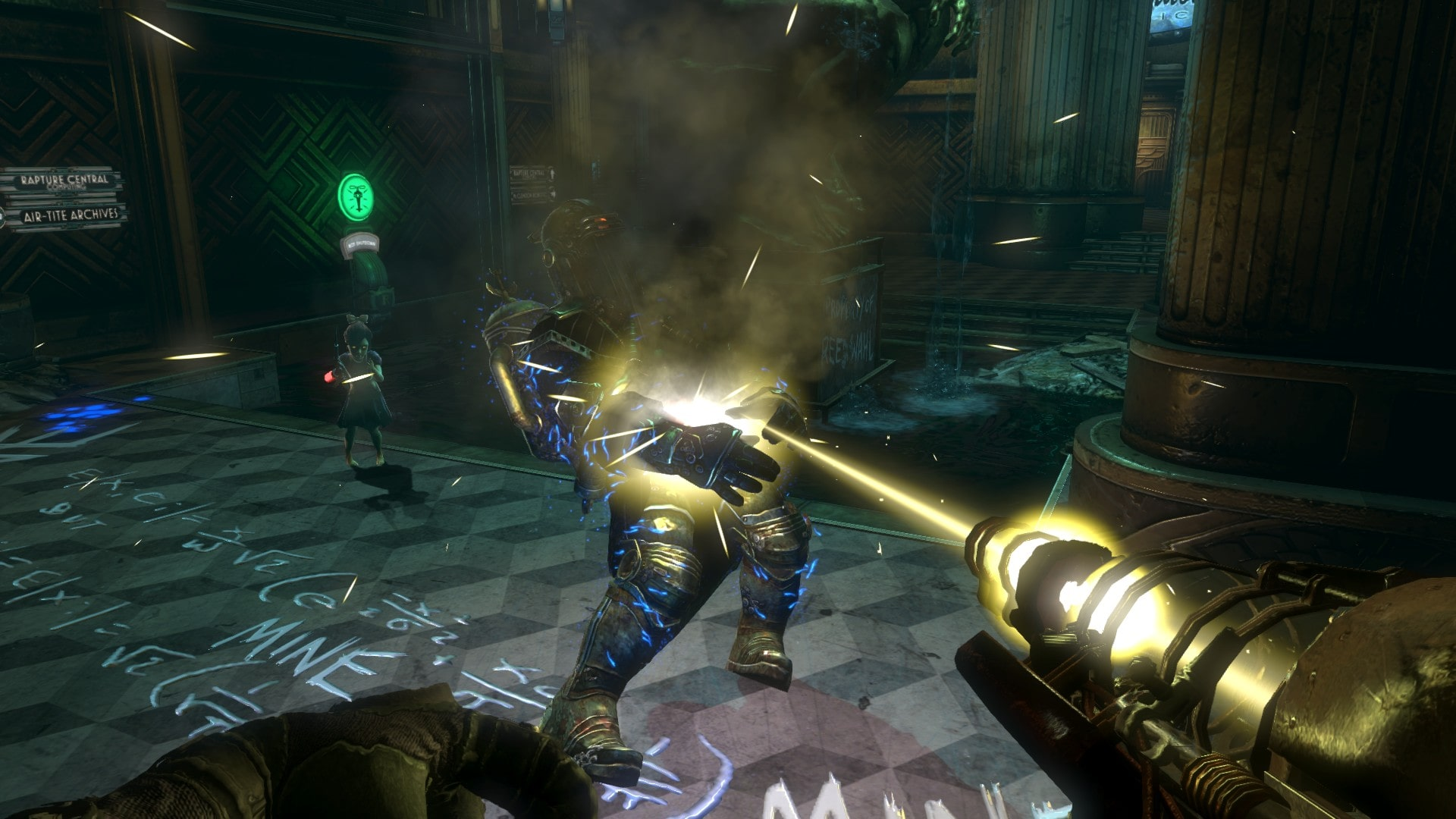Elspeth Official Game Store Bioshock 2 Remastered
