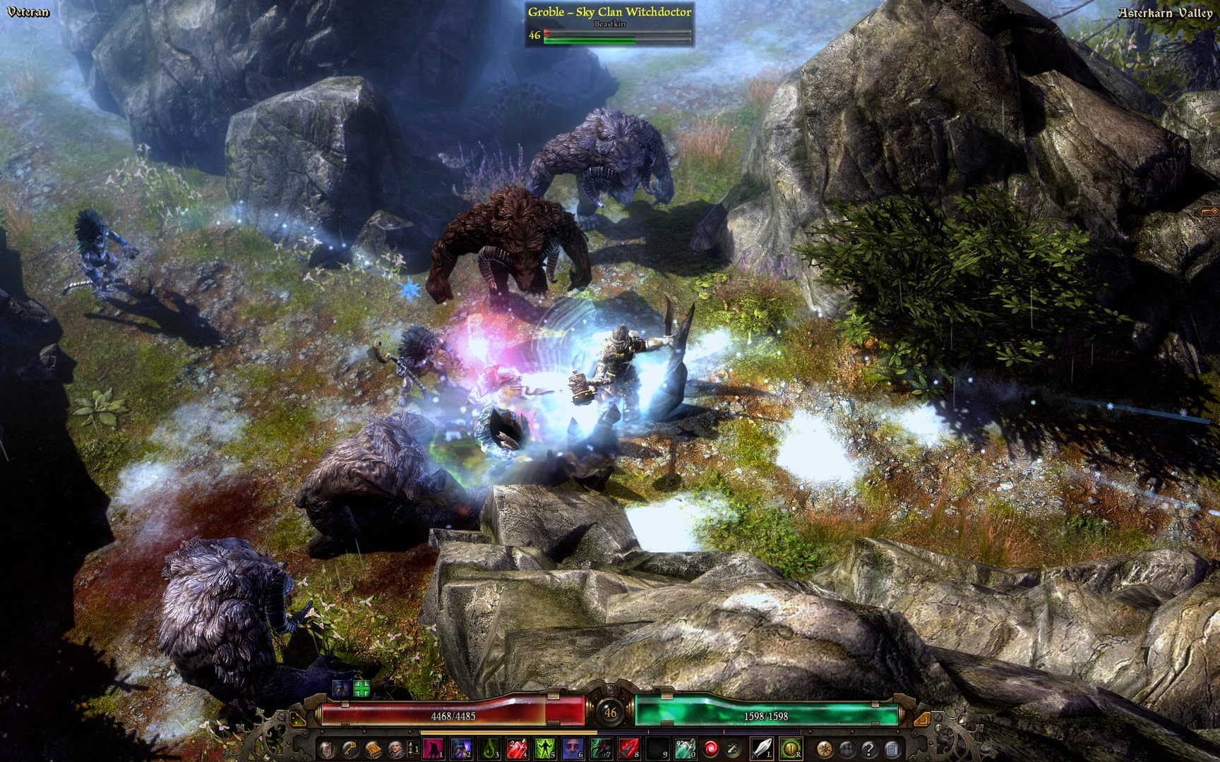 Pazos64 - Official Game Store - Grim Dawn