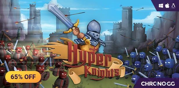 [Chrono.gg] Hyper Knights ($1.74 / 65% off)
