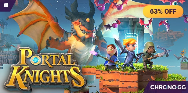 [Chrono.gg] Portal Knights ($7.49 / 63% off)