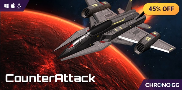 [Chrono.gg] CounterAttack ($8.24 / 45% off)