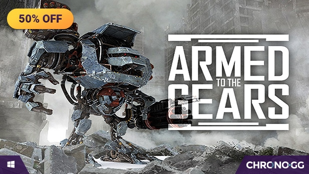 [Chrono.gg] Armed to the Gears ($2.99 / 50% off)
