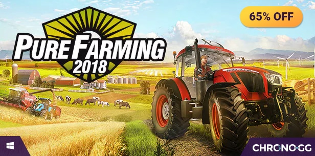 [Chrono.gg] Pure Farming 2018 ($7 / 65% off)