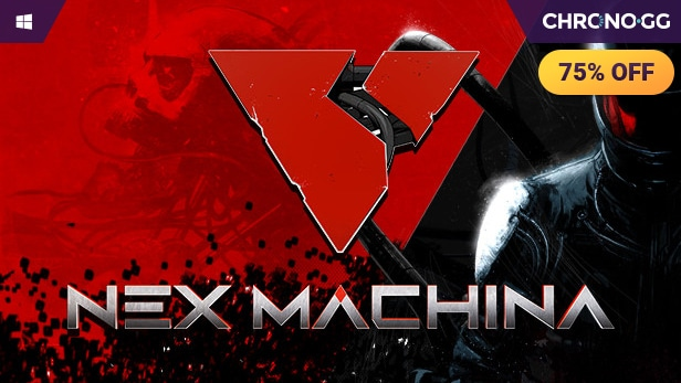 [Chrono.gg] Nex Machina ($4.99 / 75% off)