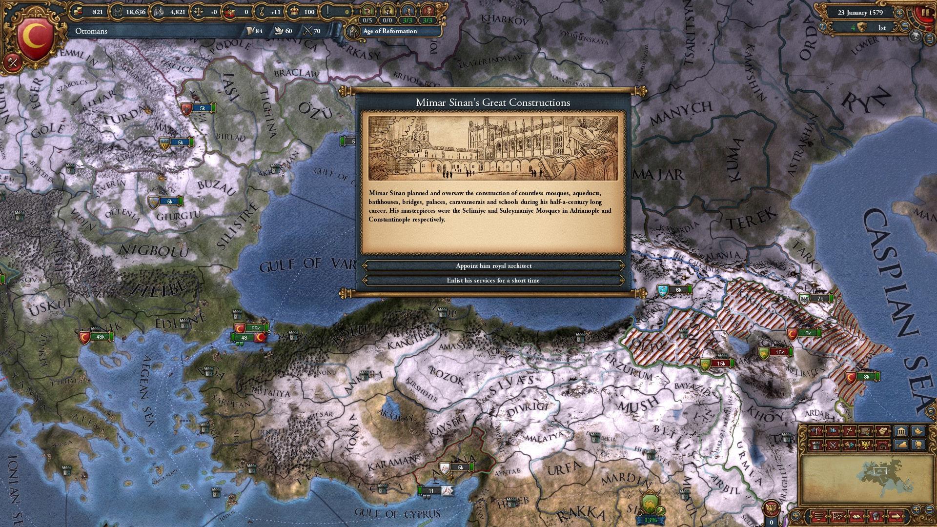 Europa Universalis 4 matchmaking
